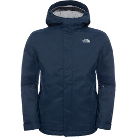 The North Face Snow Quest Giacca Bambino blu
